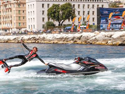 Flyboard or Hoverboard Session in Calabria