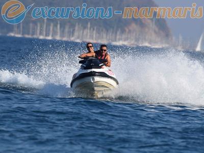 Jet Skiing: Jet Ski Rentals in Marmaris