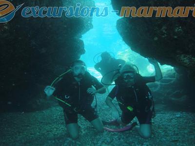 Scuba Diving: Scuba Diving in Marmaris