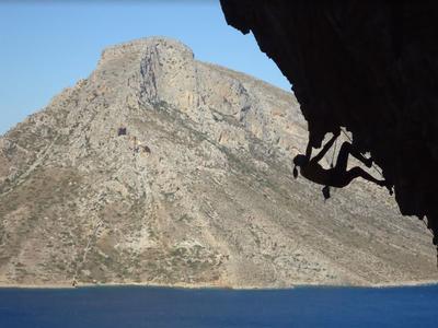 Rock climbing: Private Rock Climbing Coaching in Kalymnos