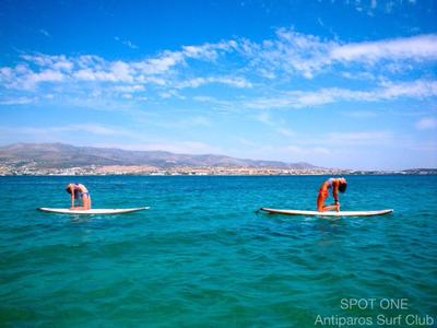 Stand up Paddle: SUP & Yoga lesson in Antiparos