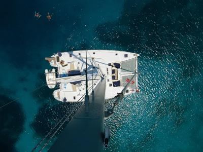 Sailing: Catamaran Sailing Day Cruise in Mykonos