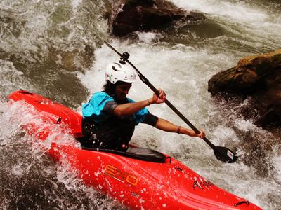 Kayaking Lessons on the Lao River in Pollino National Park