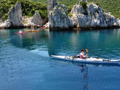 Full day Sea Kayaking Tour in Koločep island from Dubrovnik