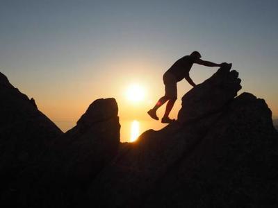 Hiking / Trekking: Sunset Hiking in Sithonia, Halkidiki