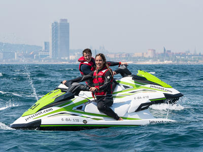 Jet Ski Rent in Barcelona
