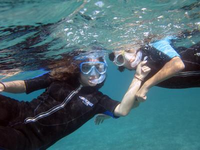 Snorkeling: Snorkeling boat excursions in Nea Makri, Athens