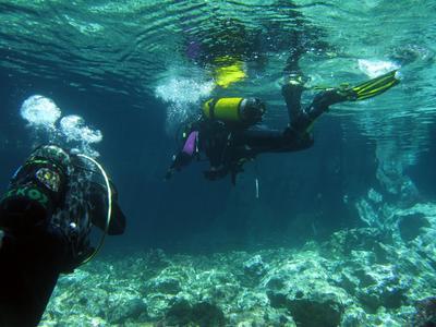 Scuba Diving: Padi Advanced Open Water Diver Course in Nea Makri, Athens
