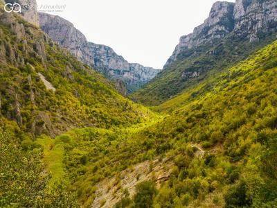 Hiking / Trekking: Vikos Gorge Crossing at Zagori, Ioannina