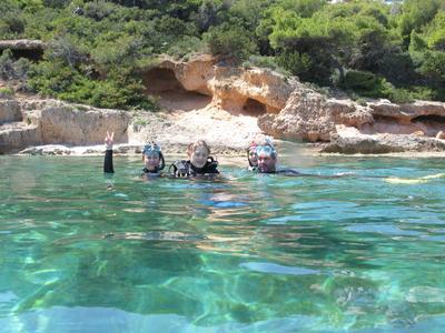 Scuba Diving: Discover Scuba Diving in Nea Makri, Athens