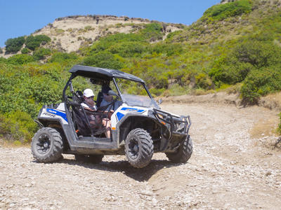 Quad biking: Buggy Tour Experience in Rhodes