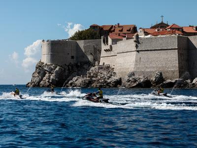 Game of Thrones Jet ski Safari Excursion in Dubrovnik