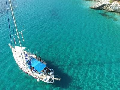 Sailing: Day Sailing Trip along Kos's Coastline
