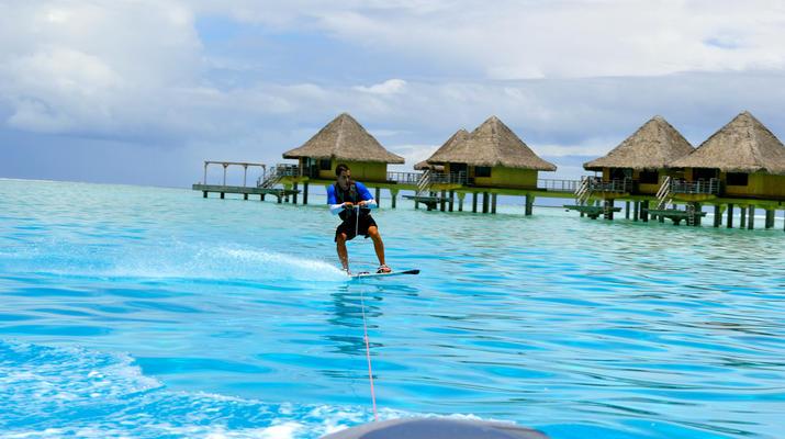 Wakeboard-Bora Bora-Séance de wakeboard à Bora Bora, Polynésie française-5
