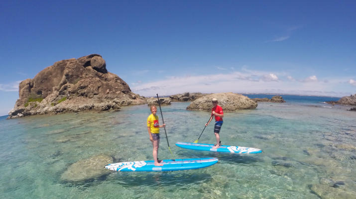 Stand up Paddle-Saint Martin-Stand Up Paddle excursion in Saint Martin-6