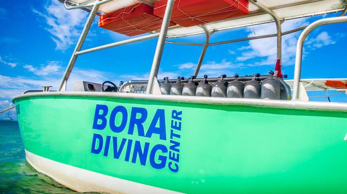 Plongée sous-marine-Bora Bora-Plongées Exploration à Bora Bora-9