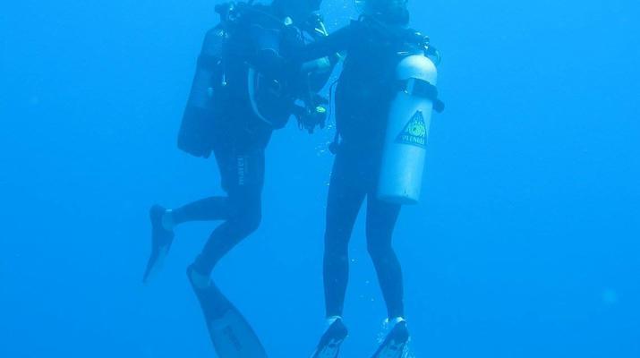Plongée sous-marine-Saint-François-Stage de Plongée FFESSM Niveau 1 à Saint François-3