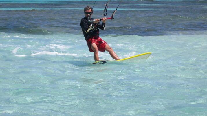 Kitesurf-Guadeloupe-Downwind sur la Côte Sud de la Guadeloupe-3