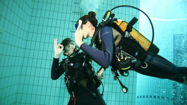 Plongée sous-marine-Paris-Stage de Plongée niveau 1 SSI près de Paris-3
