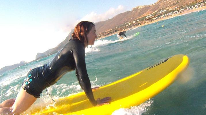 Surfen-Phalasarna-Surfen lernen in Falasarna-3