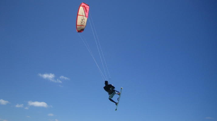 Kitesurf-Guadeloupe-Downwind sur la Côte Sud de la Guadeloupe-2