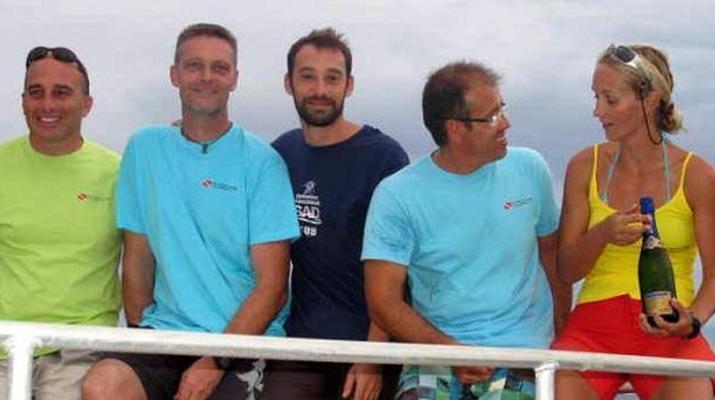 Plongée sous-marine-Réserve Cousteau-Plongées Exploration Guidées ou Autonomes à Basse-Terre, Guadeloupe-5