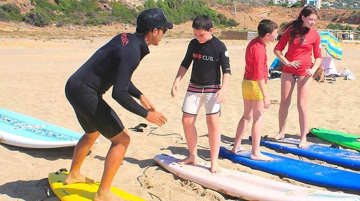 Surfen-Phalasarna-Surfen lernen in Falasarna-5