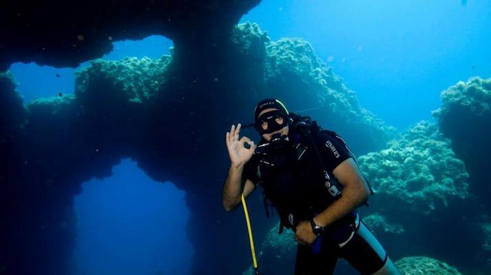 Scuba Diving-Amorgos-PADI Advanced Open Water diving course in Amorgos-2