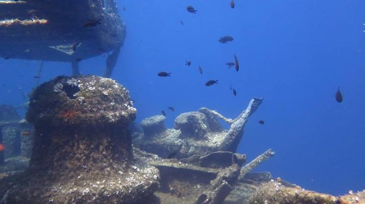 Scuba Diving-Amorgos-PADI Advanced Open Water diving course in Amorgos-5