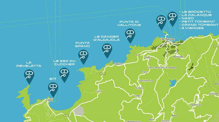 Plongée sous-marine-Balagne-Stage de plongée PADI à Ile Rousse, Corse-5