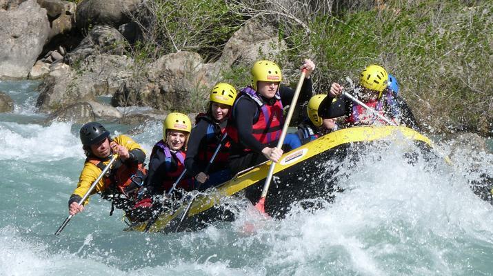 Rafting-Itxassou-Bidarray-Descente en Rafting de la Nive près de Biarritz-2
