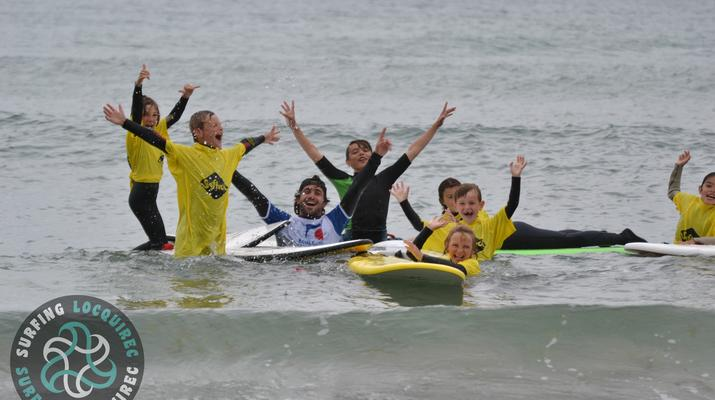 Surf-Perros-Guirec-Cours de Surf et de bodyboard vers Perros-Guirec-4