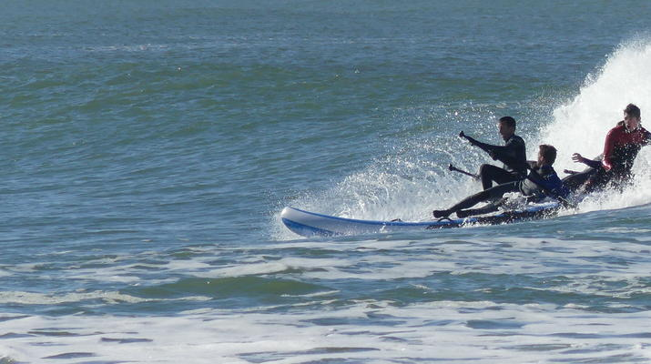 Stand Up Paddle-Perros-Guirec-Supsquatch Surf vers Perros-Guirec-1