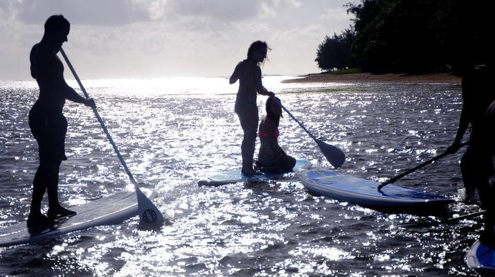Stand Up Paddle-Bel Ombre-Balade en Stand Up Paddle à l'Île Maurice-3