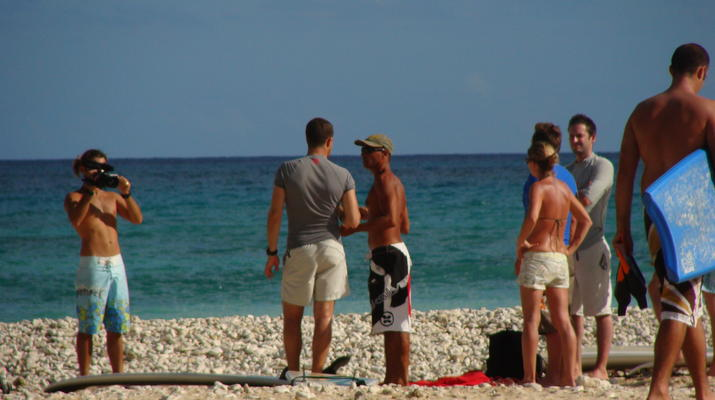 Surf-Saint-François-Cours de surf à Saint François, Guadeloupe-2