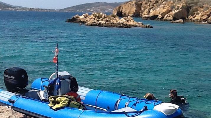 Scuba Diving-Antiparos-Adventure dives in Antiparos-3