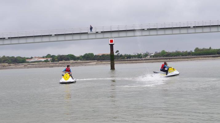Jet Skiing-La Rochelle-Jet ski excursions in La Rochelle-2