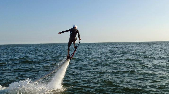 Flyboard/Hoverboard-La Baule-Flyboard/Hoverboard à Pornichet-3
