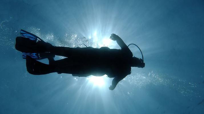 Scuba Diving-Agia Pelagia-Guided adventure dives from Mononaftis Beach near Heraklion-2