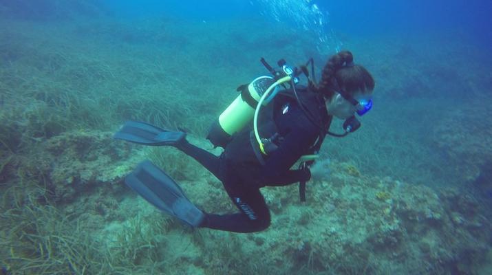Scuba Diving-Lefkada-Discover Scuba Diving in Likiana, Lefkada-3