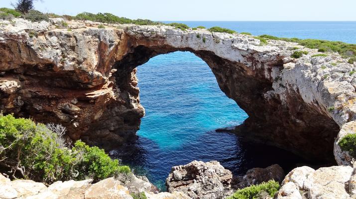 Caving-Manacor, Mallorca-Sea Caving excursion in Cova des Coloms, Mallorca-3