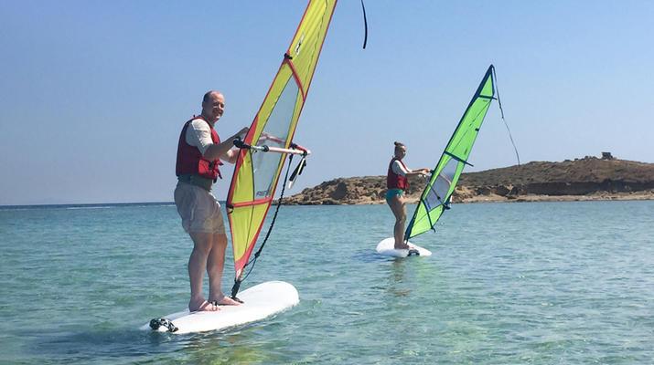 Windsurfing-Naxos-Windsurfing lessons in Naxos-6