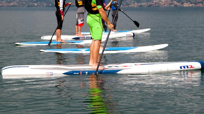 Stand up Paddle-Lake Como-Stand up paddle rental in Colico, Lake Como-4