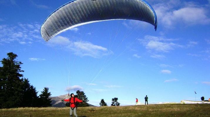 Paragliding-Kefalonia-Tandem Paragliding Flight over Myrtos Beach, Kefalonia-6