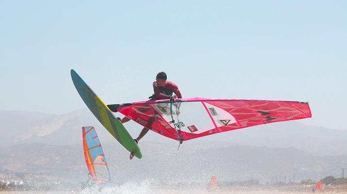 Windsurfing-Naxos-Windsurfing lessons in Naxos-7