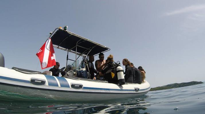 Scuba Diving-Lefkada-Discover Scuba Diving in Likiana, Lefkada-2