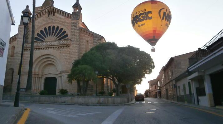 Montgolfière-Manacor, Mallorca-Vols en montgolfière au-dessus de Majorque, au départ de Manacor-6