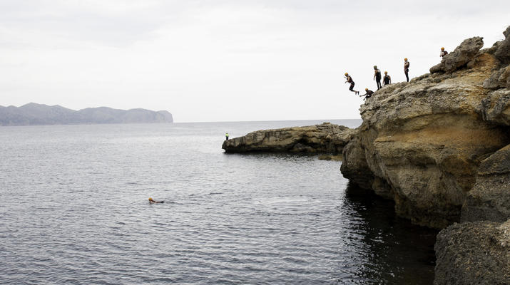 Coasteering-Alcudia-Coasteering excursion in Alcudia, Mallorca-9