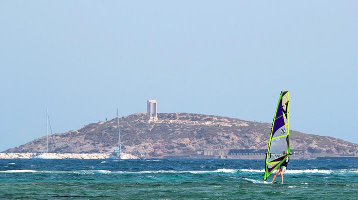 Windsurfing-Naxos-Windsurfing lessons in Naxos-2