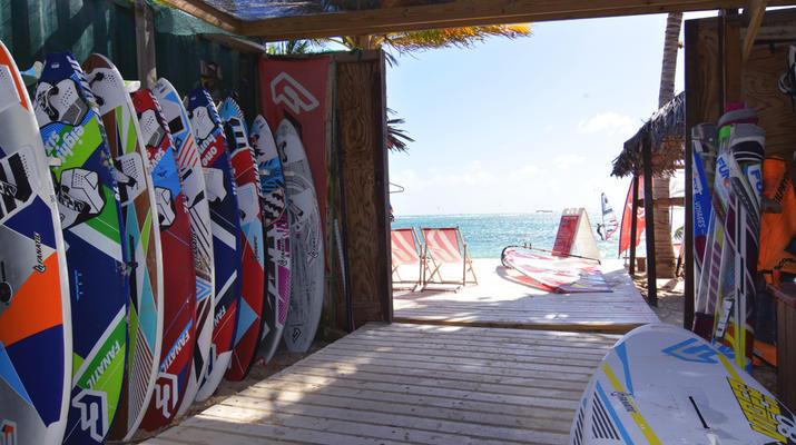 Windsurfing-Saint Martin-Windsurfing gear rental in St Martin-1